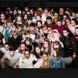 Massenchoreo mit 90 Jugendlichen  ©Arno Declair